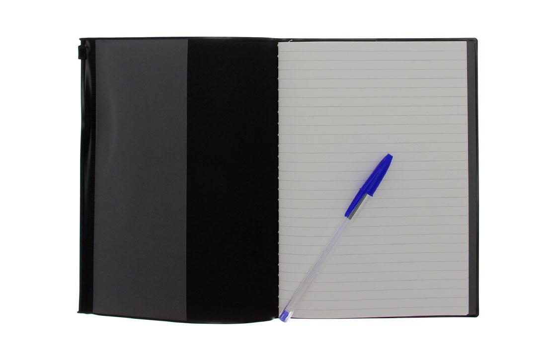 Notebook L Storage.It Europe (Noir) Mark's