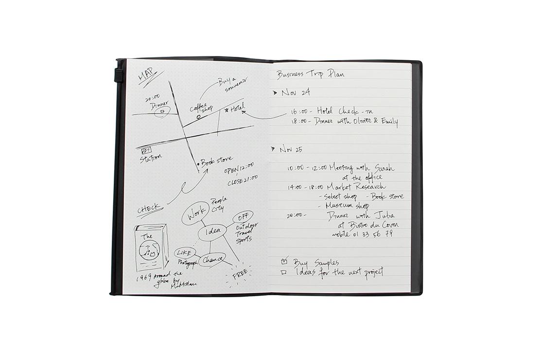 Notebook S Storage.It Europe (Noir) Mark's
