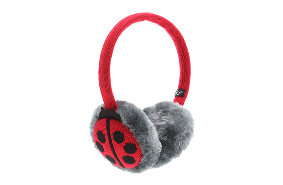 Casque Audio Cache-Oreilles Coccinelle KitSound