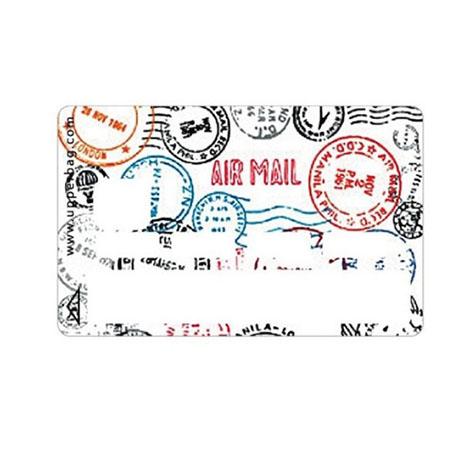 Sticker CB Visa trip