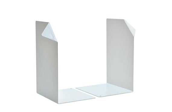 Serre-livres Corner L'Atelier d'exercices (Blanc)
