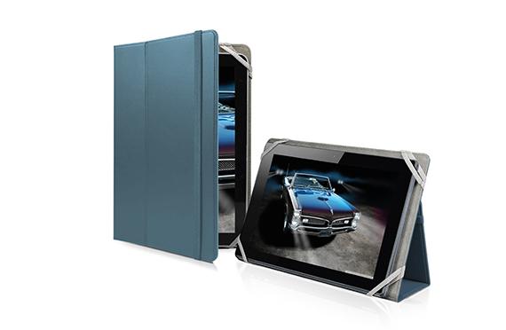 Housse de protection SBS pour tablette 10 pouces (Bleu)