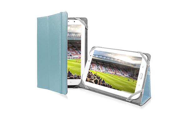 Housse de protection SBS pour tablette 8pouces (Bleu)