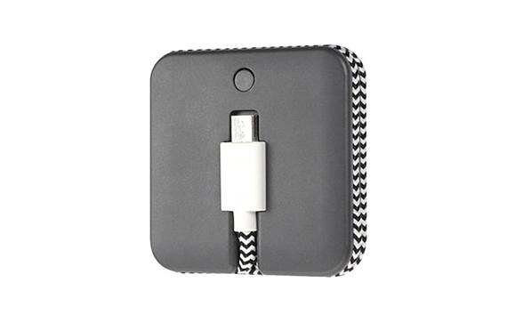Câble Jump Micro USB Native Union (Gris ardoise)
