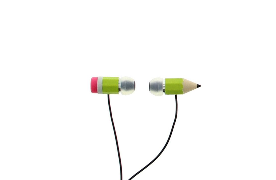 Écouteurs Hoomia crayon magique