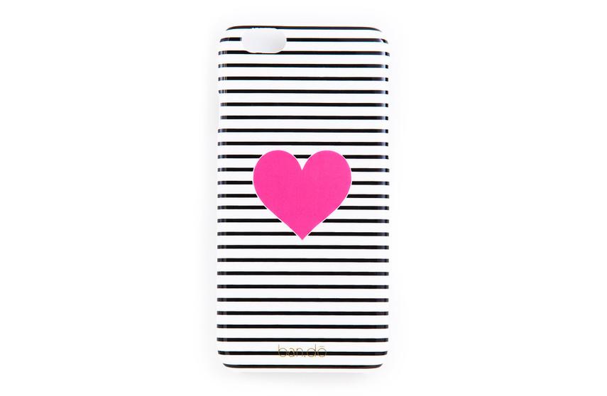 Coque Heart iPhone 6 Ban.do