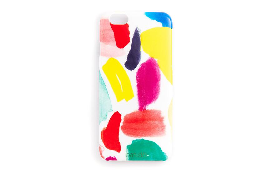 Coque Brushstrokes iPhone 6 Ban.do