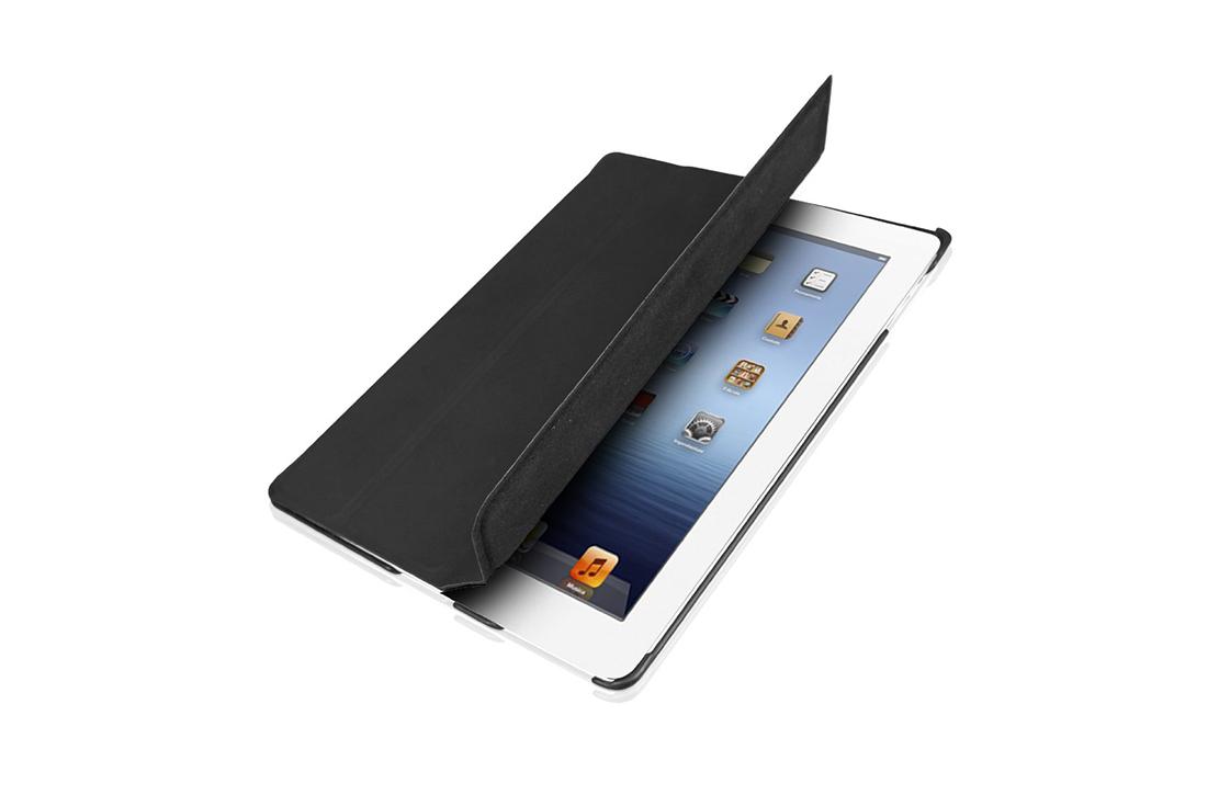 Étui de protection à rabat SBS pour iPad (Noir)