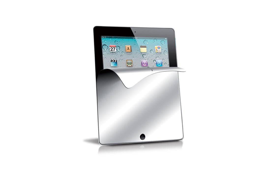 Film de protection SBS effet miroir pour iPad
