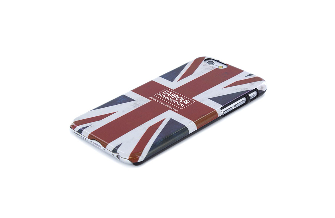Coque Barbour Motif Union Jack pour iPhone 6