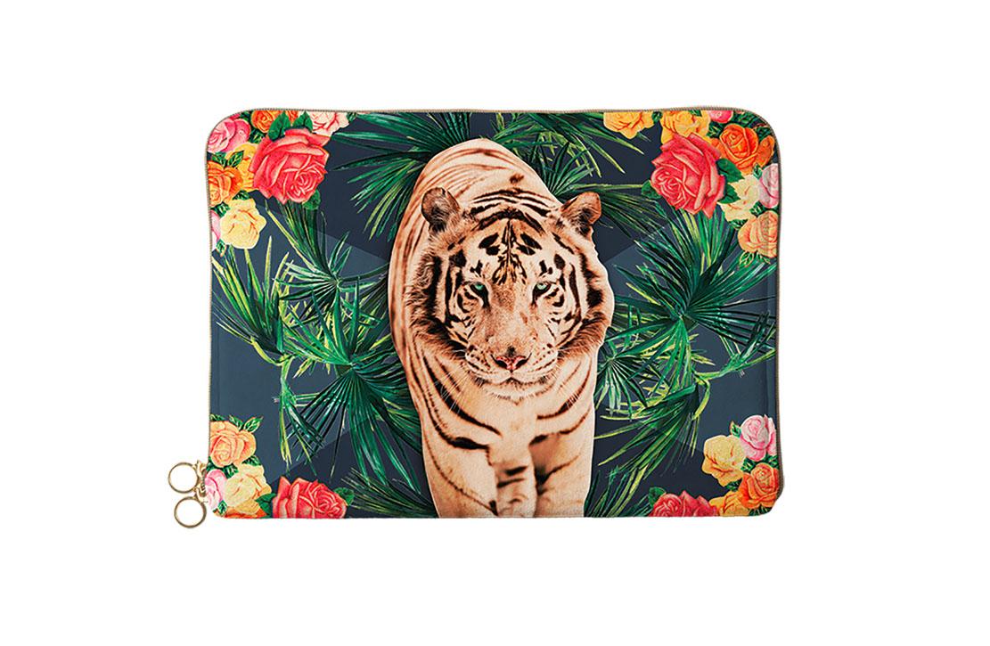 Housse Super Collection Tigre Ordinateur