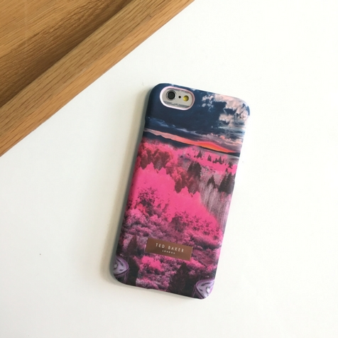 Coque TED BAKER PLIMA Road to Nowhere pour iPhone 6