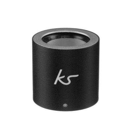 Enceinte Button KitSound Noire