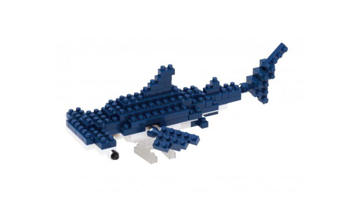 Nanoblock requin-marteau