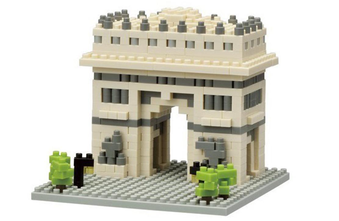 Nanoblock Arc de triomphe