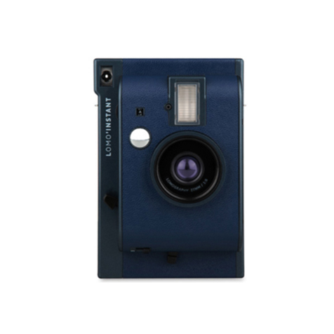 Appareil photo Lomo'Instant Reykjavik Edition Lomography