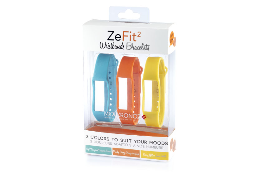 Bracelets Zefit 2 MyKronoz Classic