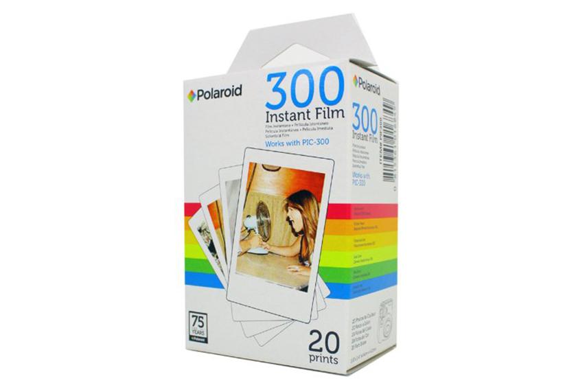 Papier pour appareil photo PIC300 x 20