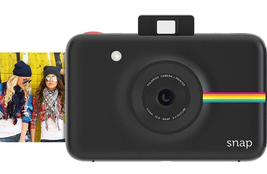 Appareil Photo Polaroid Snap Instant Noir
