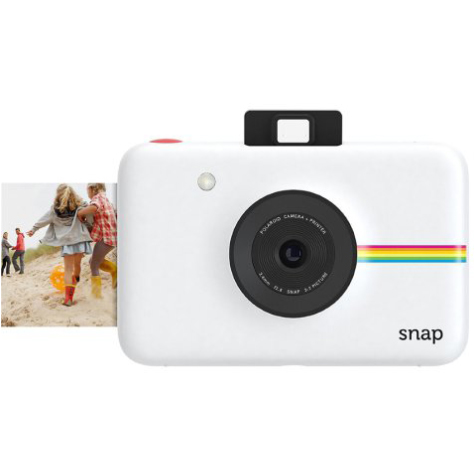 Appareil photo Polaroid Snap Instant Blanc