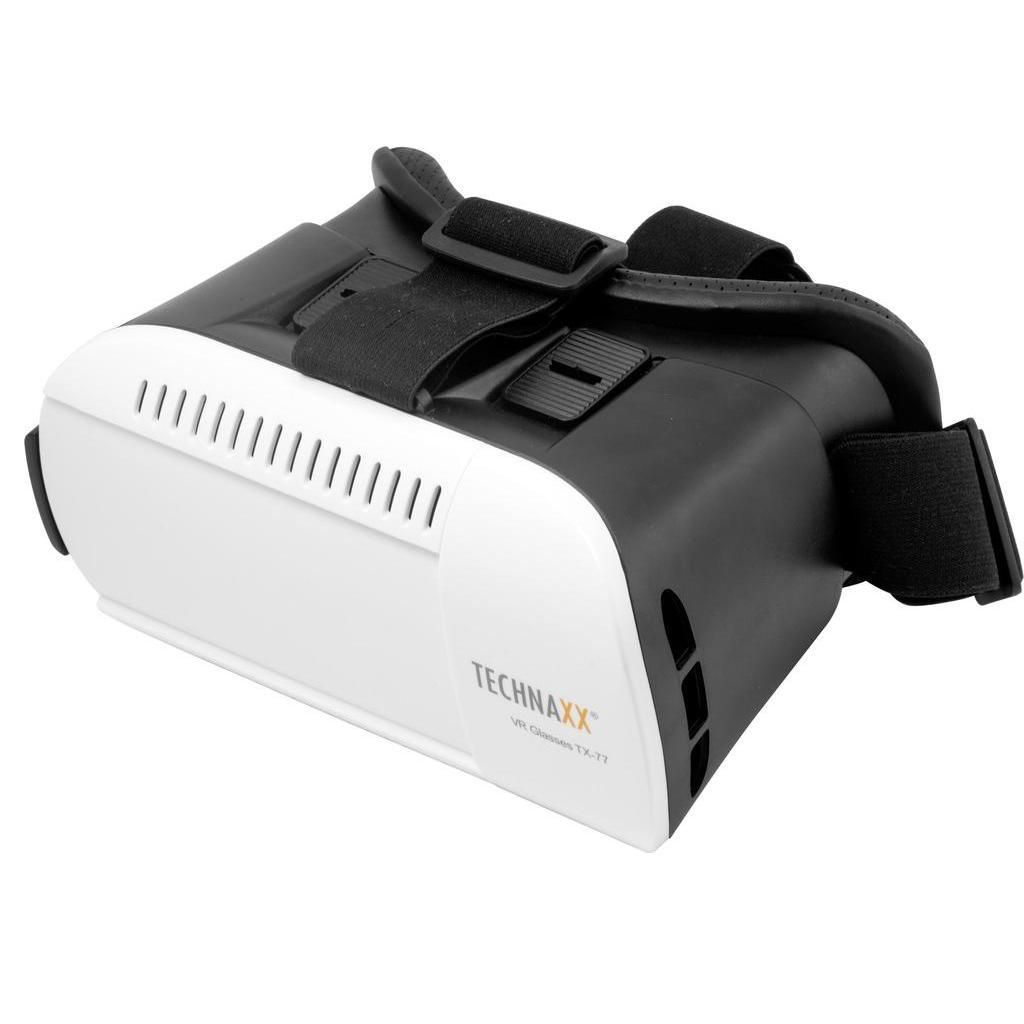 Lunettes de réalité virtuelle Technaxx