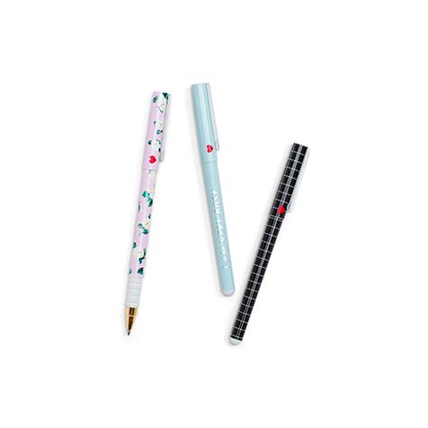 Ensemble de 3 stylos Write On Ban.Do
