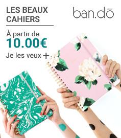 cahiers Ban.do