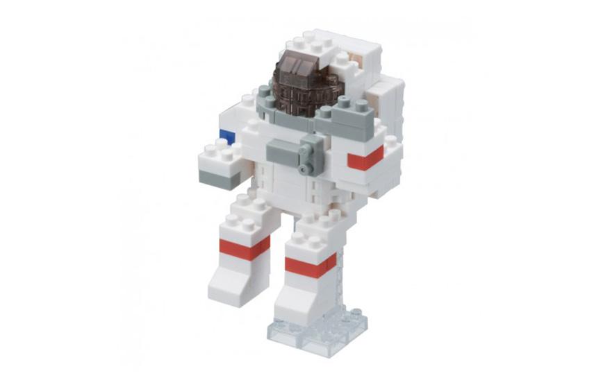 Nanoblock Astronaute
