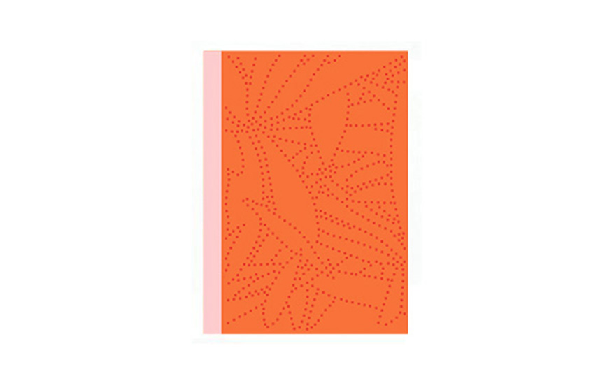 Carnet de note COCOhellein A6 Orange Mark's