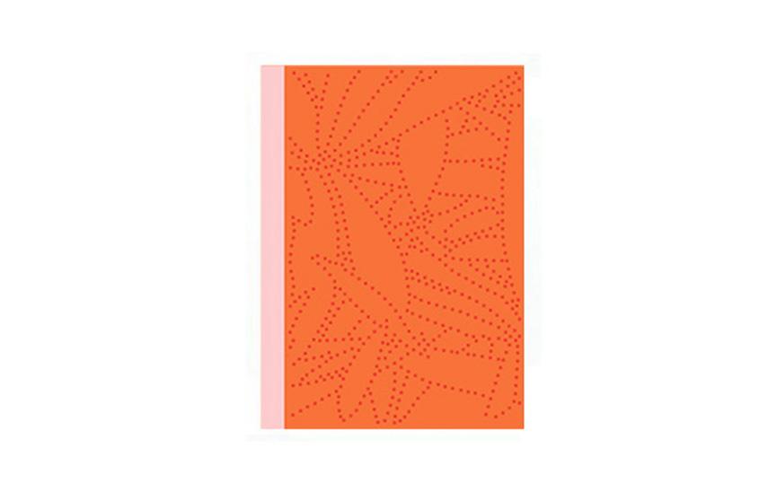 Carnet de note COCOhellein A6 Orange Mark's