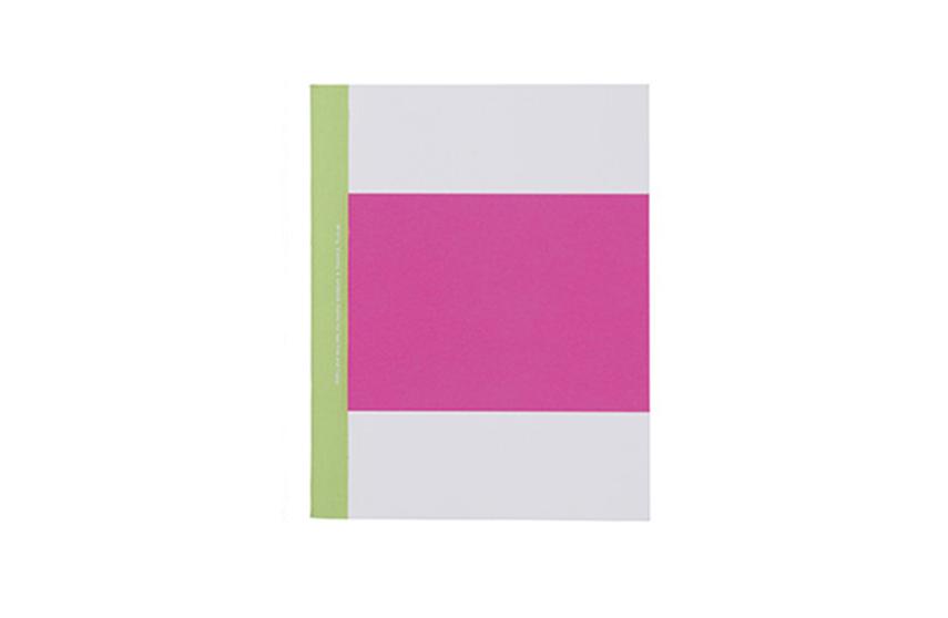 Carnet de note W-Note A6 Rose Mark's