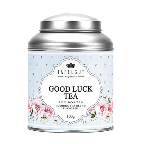 Mélange de thés rooibos Good Luck Tafelgut