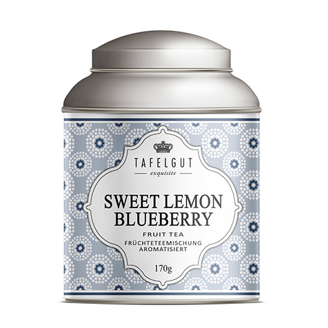 Thé Sweet Lemon Blueberry Tafelgut