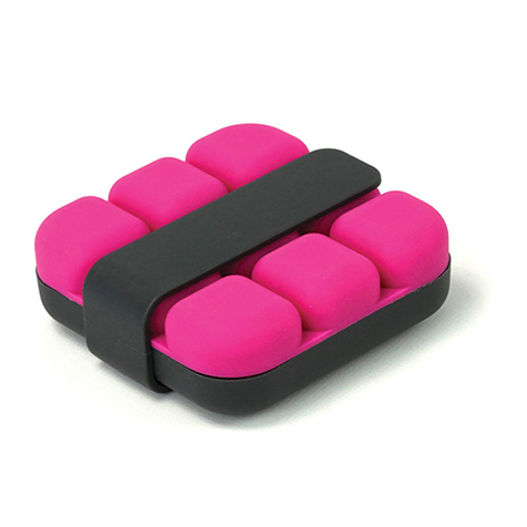 Bac à glaçons Cube rose Cookut