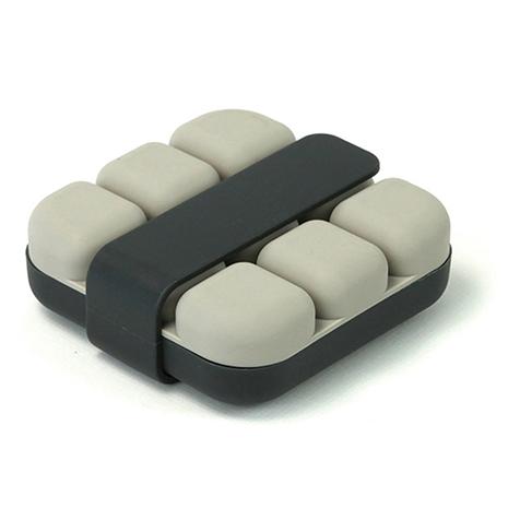 Bac à glaçons Cube taupe Cookut