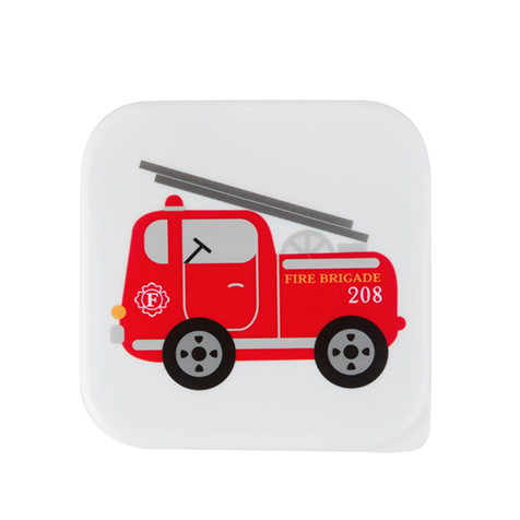 Lunch box Camion de pompier Sass & Belle