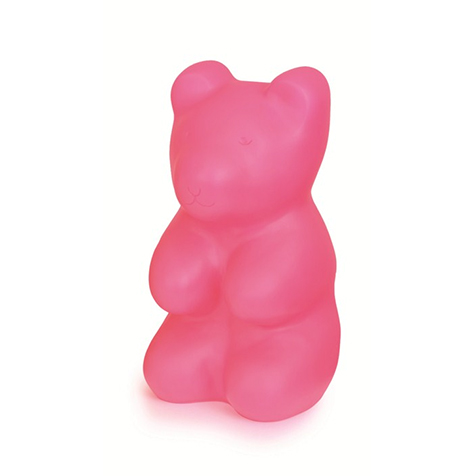 Lampe Jelly Bear Rose Egmont Toys