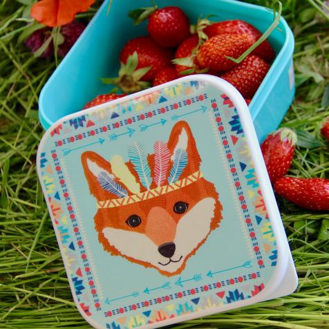 Lunch box Renard Sass & Belle