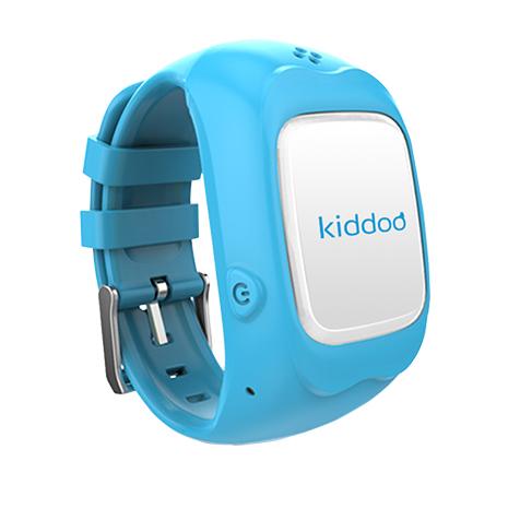 Montre connectée pour enfant bleue Kiddoo