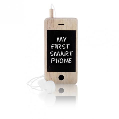 I-Woody mon premier smartphone Donkey Products