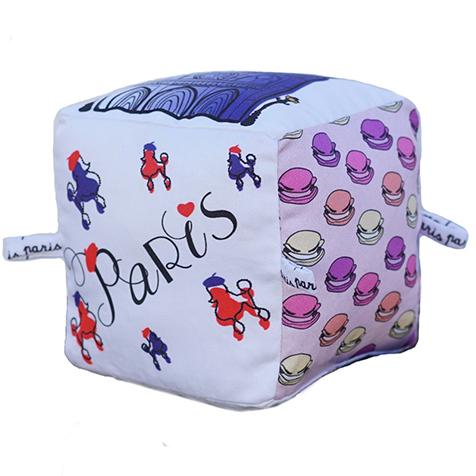 Cube pour enfants Paris Globe Totters