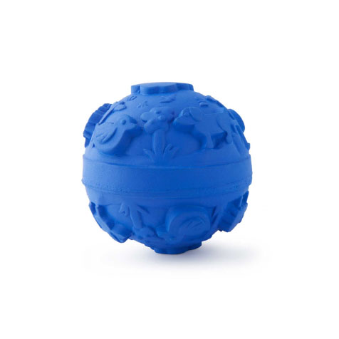 Jouet de bain Balle bleu Oli & Carol