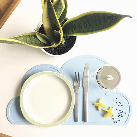 Set de table Nuage bleu KG Design