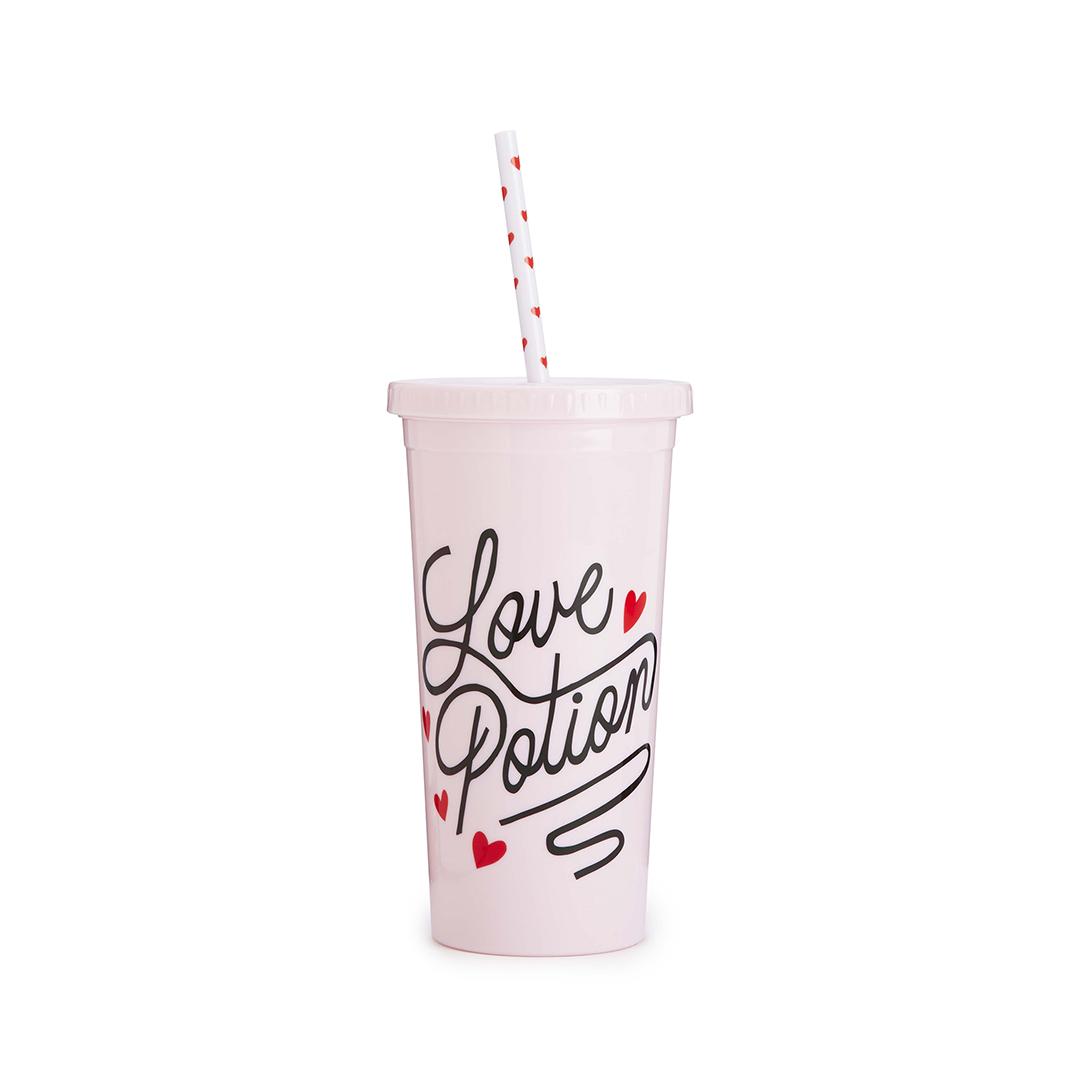 Mug Love potion rose Ban.do