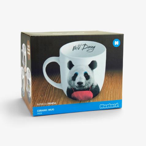 Mug wild dining Patricia panda Just Mustard