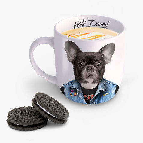 Mug wild dining Dylan chien Just Mustard