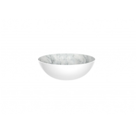 Bol Osmose marbre blanc Zak Designs