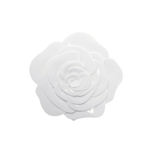 Dessous de plat Rose blanc Zak Designs