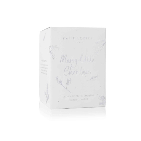 Bougie Merry Little Christmas Katie Loxton