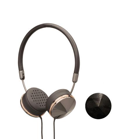 Casque audio the Layla Gunmetal Frends + capsule de rechange Etched Camo Black
